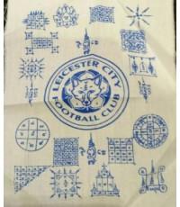 ผ้ายันต์เลสเตอร์ ของเจ้าคุณธงชัย ขนาด 4 คูณ 5 นิ้ว(รุ่นแรก)