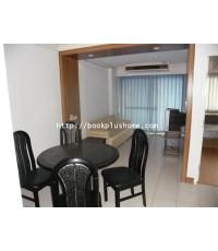 สราญใจแมนชั่น สุขุมวิท ซอย 4  ชั้น 12 Saranjai Mansion for rent