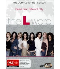 L0003 [ 6 แผ่น ] The L Word Season 1 MASTER SUB-THAI
