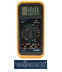 มัลติมิเตอร์ Velleman รุ่น DVM891
