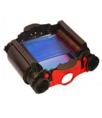 ตลับหมึก เครื่องพิมพ์บัตรพนักงาน Evolis รุ่น Badgy (ของเครื่องสีแดง)