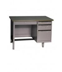 โต๊ะทำงานเหล็ก DE-2436,2642,2648(เพรสซิเด๊นท์)