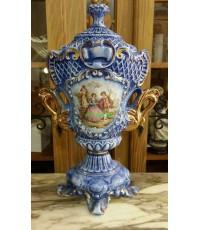 เครื่องกระเบื้อง Porcelain  Italian  Capodimonte