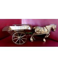 รถม้าทองเหลือง  งานยุโรป