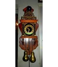 นาฬิกาแขวนผนังโบราณ ฮอลแลนด์ เล็ก
