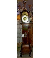 นาฬิกาตั้งพื้นโบราณ Grandfather clock สฮอลแลนด์  มูนเฟส