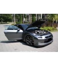 For Sell Nissan GT-R R35 Premium Package ( Gun Metallic ) Y2009 Pics.