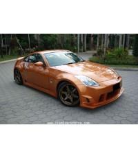 Nissan 350Z Sunset Orange Y2004