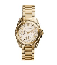 Michael Kors Women\'s Blair Gold-Tone Watch MK5639