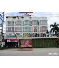 23107 ขายตึกเชียงใหม่ ตึกริมถนนโชตนา ตรงข้ามโรงพยาบาลนครพิงค์ แม่ริม เชียงใหม่