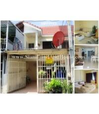 24054 ขายบ้านเชียงใหม่ ทาวน์เฮาส์หลังโรงเรียนสารสาสน์วิเทศ ต.ท่าศาลา อ.เมืองเชียงใหม่