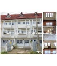 23111 ขายบ้านเชียงใหม่ ทาวน์เฮ้าส์หมู่บ้านสันติ ใกล้แยกร้องขุ่น บ่อสร้าง สันกำแพง เชียงใหม่