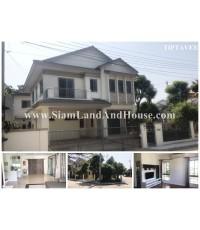 11157 ขายบ้านมัณฑนา บางใหญ่ ใกล้รถไฟฟ้า เซ็นทรัลเวสต์เกต นนทบุรี