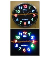 นาฬิกาแขวนผนัง  Led Wall Clock