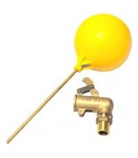 SBT014 ลูกลอยแทงค์น้ำ ทองเหลือง ITALY
