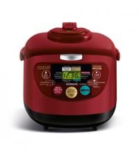 Hitachi Digital Fuzzy Rice Cooker หม้อหุงข้าวไฟฟ้าดิจิตอล ฟัซซี่ ฮืตาชิ RZ-XMC18