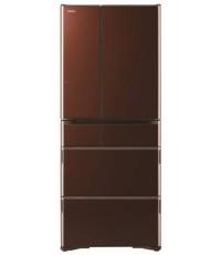 Hitachi 6 Doors Refrigerator ตู้เย็น6ประตูฮิตาชิ สุญญากาศ RG620GT  FREE RVG350PD  1 ตัว