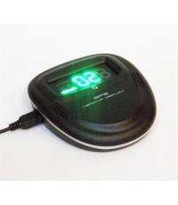 GS-800 มาตรแสดงความเร็วบนกระจกด้วย GPS พร้อมระบบเตือนความเร็ว