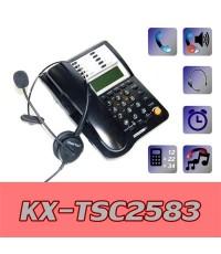 KX-TSC2583 Headset Telephone