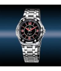 WEIDE – WH-1108-4: Quartz Analog Stainless Steel Sports Watch