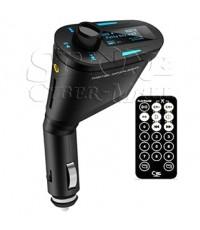 FM618 Wireless MP3 Car Kit / FM Transmitter Modulator With Remote Control