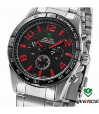 WEIDE – WH-2303-3: Quartz Analog Sports Watch