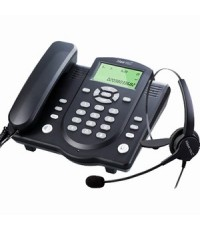 HION DT40 Headset + Handset Telephone w/ V202 Headset