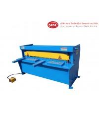 เครื่องงตัด Q11 Mechanical Sheet Metal Shearing Machine