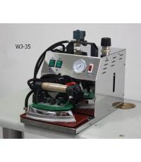 เตารีดไอน้ำอุตสาหกรรม รุ่น wj-35 ขนาดหม้อต้ม 3.5 ลิตร ปกติ 15,900 บาท