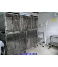 กรงสุนัขใหญ่ สำหรับห้องผ่าตัด