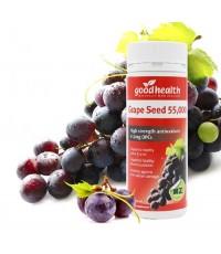 Good Health Grape Seed 55,000mg.จากนิวซีแลนด์