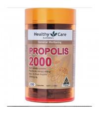 Healthy Care Propolis 2000mg 200Capsules จากออสเตรเลีย