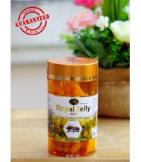 Nature\'s King Royal Jelly นมผึ้ง 1000 mg. (100 Capsules)