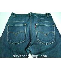 กางเกงยีนส์ Levi\'s Engineered มือสอง 90เปอร์เซนต์ Original สียีนส์เข้ม ไซต์ 34 ยาว 31-32**ของหมด**