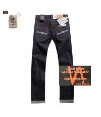 กางเกงยีนส์ Nudie Jeans Original Limited Edition Lab Chino Nudie Lab 17 **ของหมด**