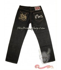กางเกงยีนส์ Evisu 20th Anniversa Yamane Limited Edition Original Red-Ear Jeans ไซต์ 28-31 คลิก..
