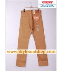 กางเกงยีนส์ Levis 501 New 2012 Straight Jeans Original Six Color ไซต์ 28 ถึง 40 /ยาว 32-36