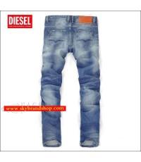 กางเกงยีนส์ Diesel Viker-AD New Italy Denim Slim Straight Jeans As shown color ไซต์ 28 ถึง 38 คลิก..