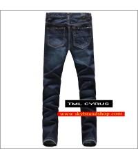 กางเกงยีนส์ TML CYRUS JEANS CHINA\'S DENIM DESIGN STUDIO 1979 Original Slim-Type Jeans ไซต์ 28ถึง36