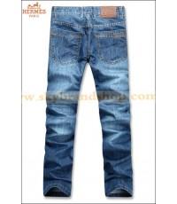 กางเกงยีนส์ Hermes Paris New 2013 H1001 Slim Straight Denim Jeans ไซต์ 31 ถึง 38 คลิก