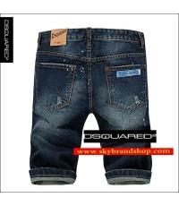 กางเกงยีนส์ Dsquared2 Denim New 2013 DS0935 Slim-Type Shorts Jeans ไซต์ 28ถึง36 คลิก