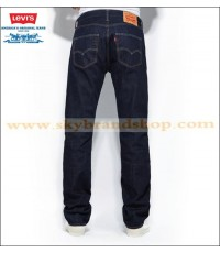 กางเกงยีนส์ Levis 501 New 2013 Straight Jeans Original Dark Blue ไซต์ 28 ถึง 36 คลิก..