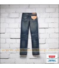 กางเกงยีนส์ Levis 501 Japanese Classic Straight Jeans Original Demin Blue ไซต์ 28 ถึง 31 คลิก..