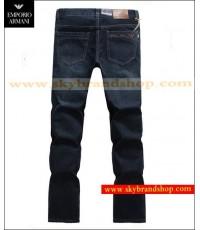 กางเกงยีนส์ Armani Jeans Original Registered Traemark Denim Culture Straight Jeans ไซต์ 29 ถึง 42