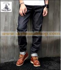 กางเกงยีนส์ Sauce Origin Okayama Japan LOT 915 Denim High-Grade Jeans Original Size 28-38 คลิก.