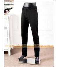 กางเกงทำงาน Burberry Business Gentleman Casual Pants Trousers Straight type Size 29 ถึง 42 คลิก..