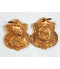 เหรียญ ร.5 รุ่นเสริมบารมี วัดสุทัศน์ พ.ศ.2541
