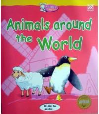 นิทานอ่านสนุก Animal around the world
