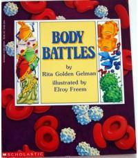 หนังสือความรู้รอบตัว Body Battles