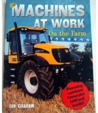 หนังสือเด็ก ความรู้ MACHINES AT WORK on the Farm